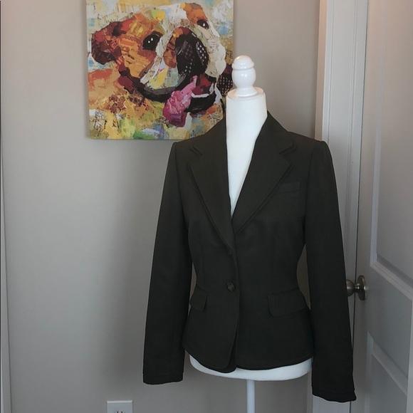 Isabella Demarco Jackets & Blazers - 058 Isabella Demarco olive Jacket size 4 DETAILS